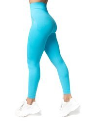 Strong. Legginsy Double Push Up Revolution. Ocean Blue.